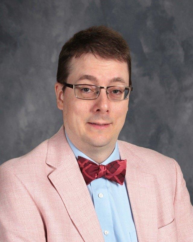 Dr. Patrick Hogan
